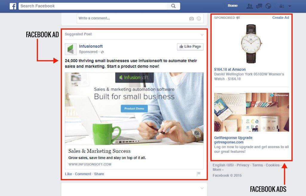Facebook-Text-Ads