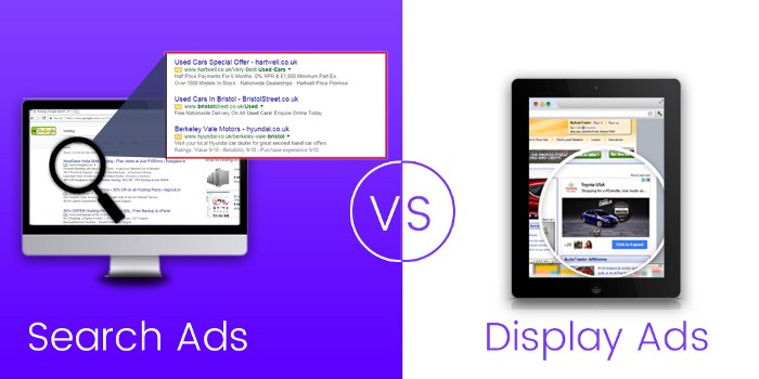 Search-Vs-Display