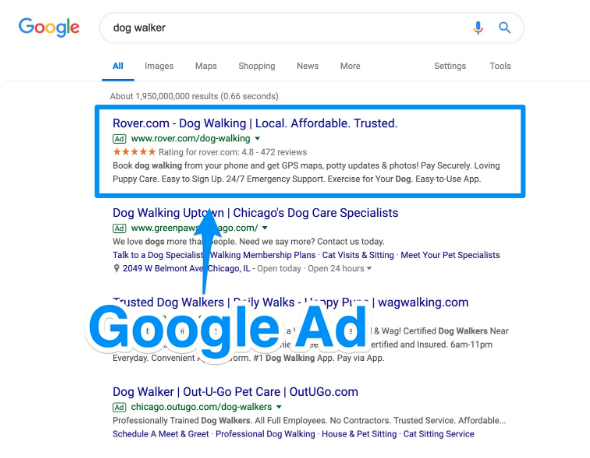 What_are_google_search_ads
